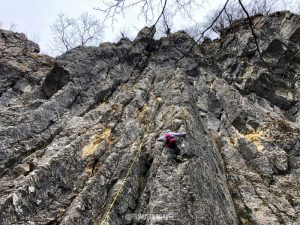 Arrampicare in Romagna5