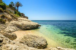 a piedi in Sardegna sud
