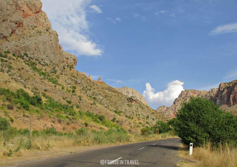 Armenia paesaggi