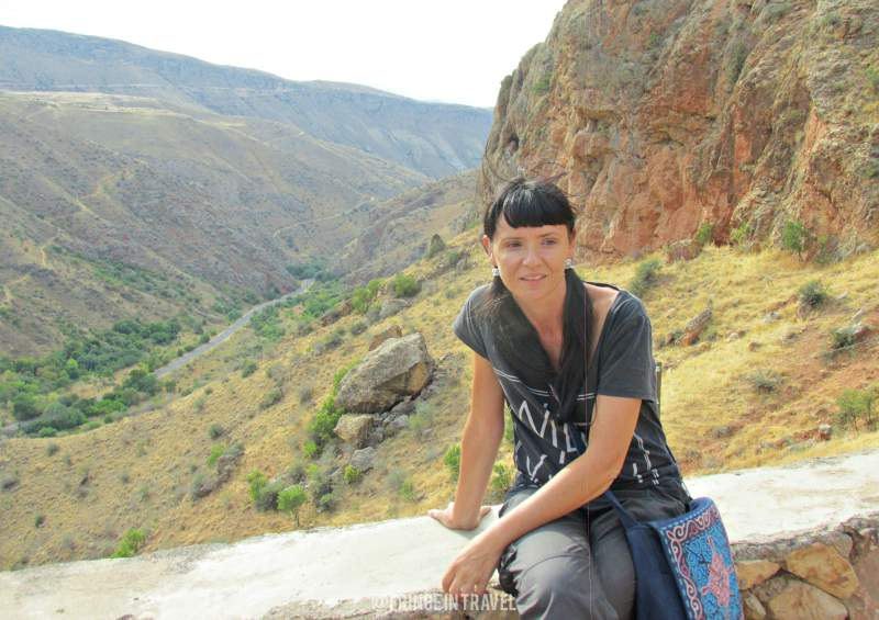 Armenia Visitare Paesaggi