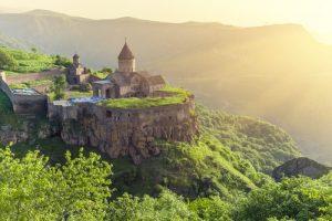 Visitare l'Armenia