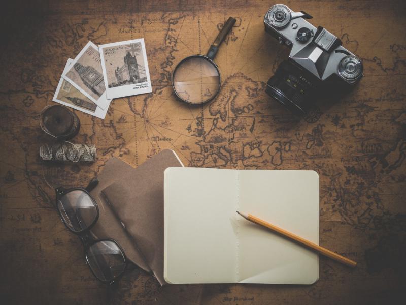 oggetti viaggio