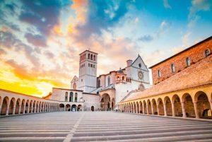 cammini in italia assisi
