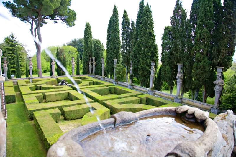 Cammini in Italia Palazzo Farnese