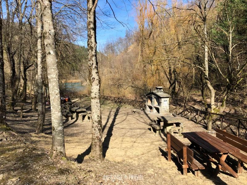escursione lago ponte