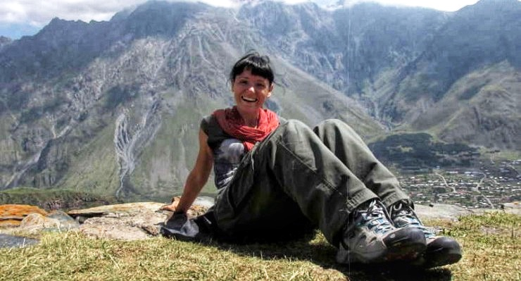 scarpe da montagna e trekking
