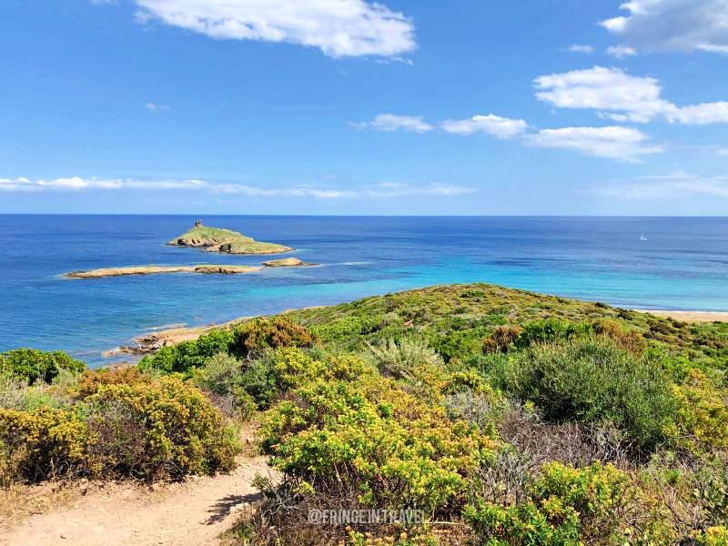 cosa vedere in Corsica panorama
