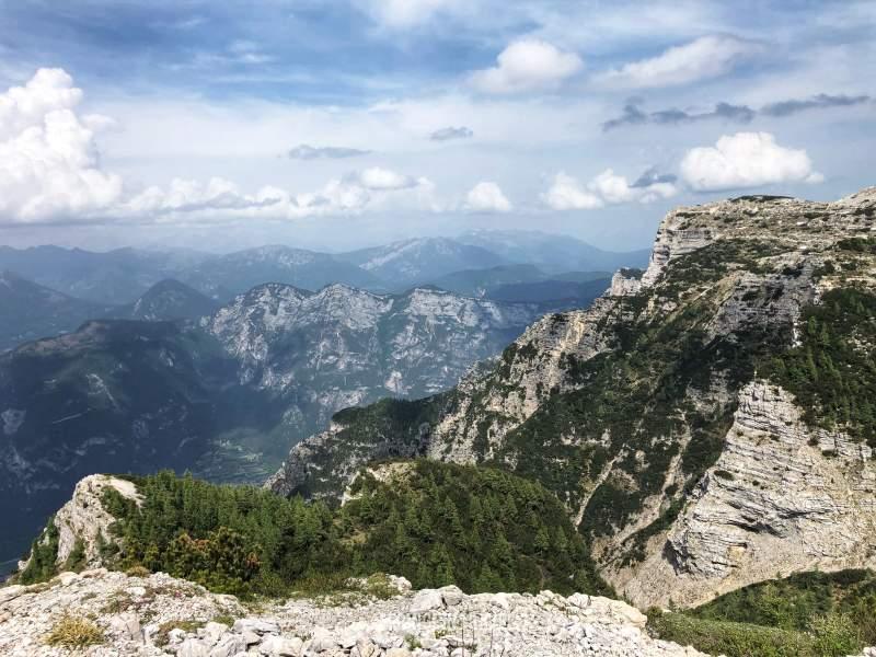 panorama asiago Cima Caldeira