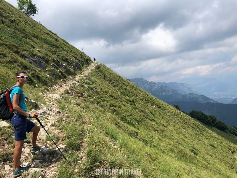 Trekking Riva del Garda