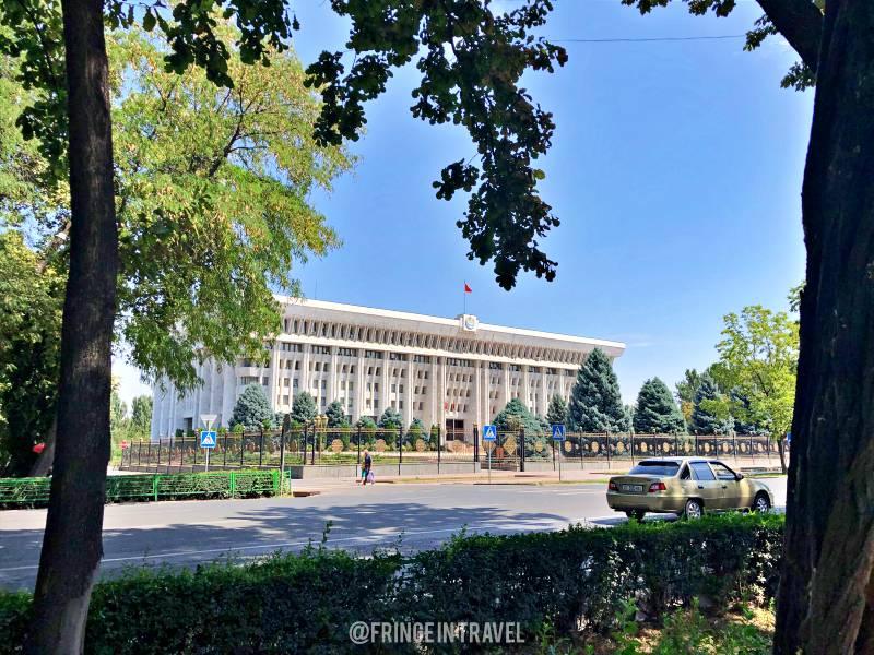 Bishkek casa bianca