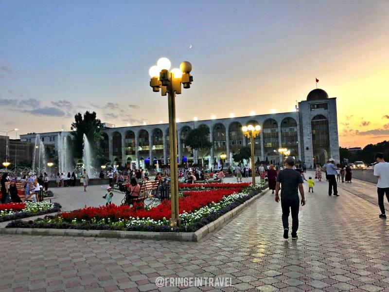 Bishkek kirghizistan
