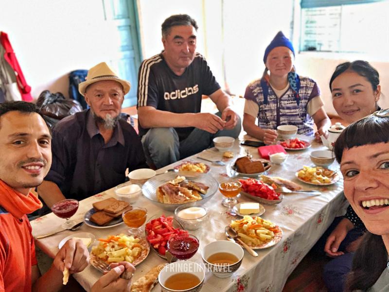 Kyzart Kirghizistan