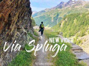 Via Spluga video