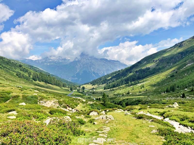 Via Spluga Passo Spluga