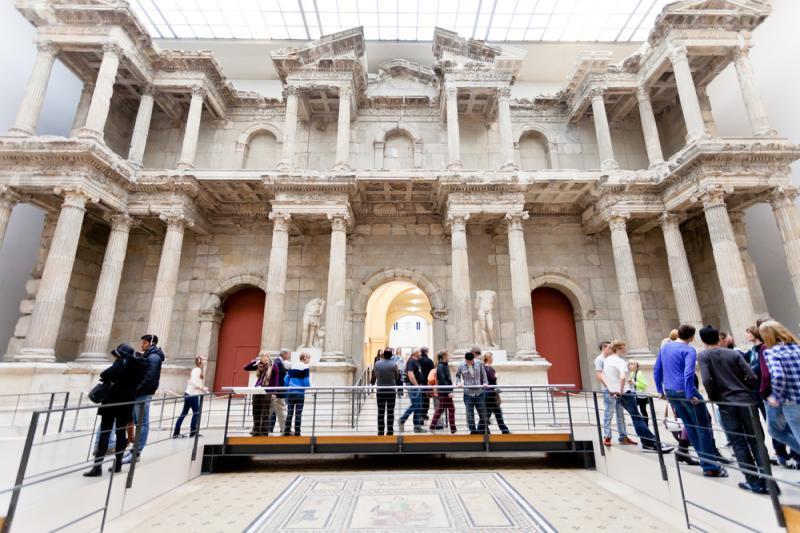 Musei di Berlino Pergamon