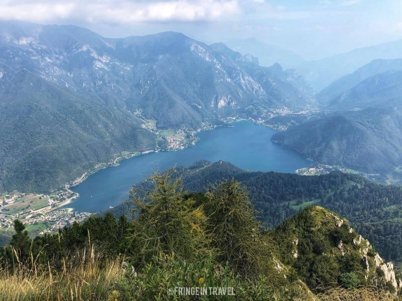 Lago di Ledro - Monte Corno
