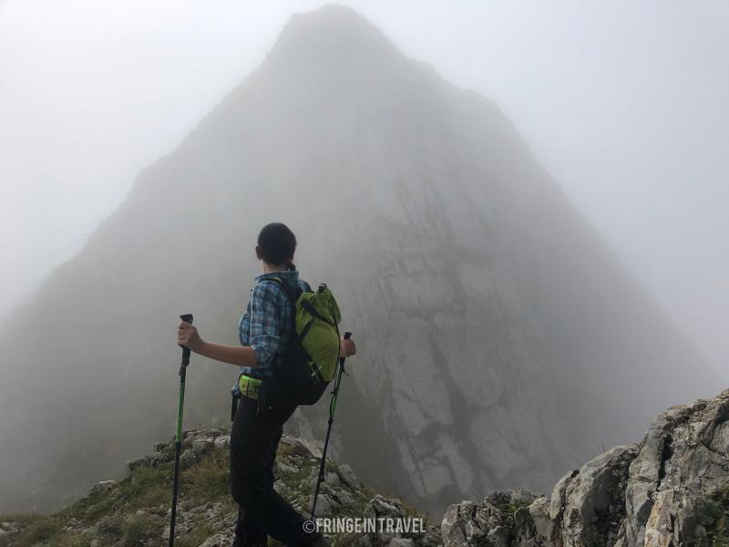 Monte Cadria fringe