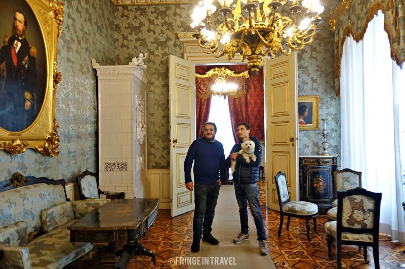 Trieste Museo Revoltella