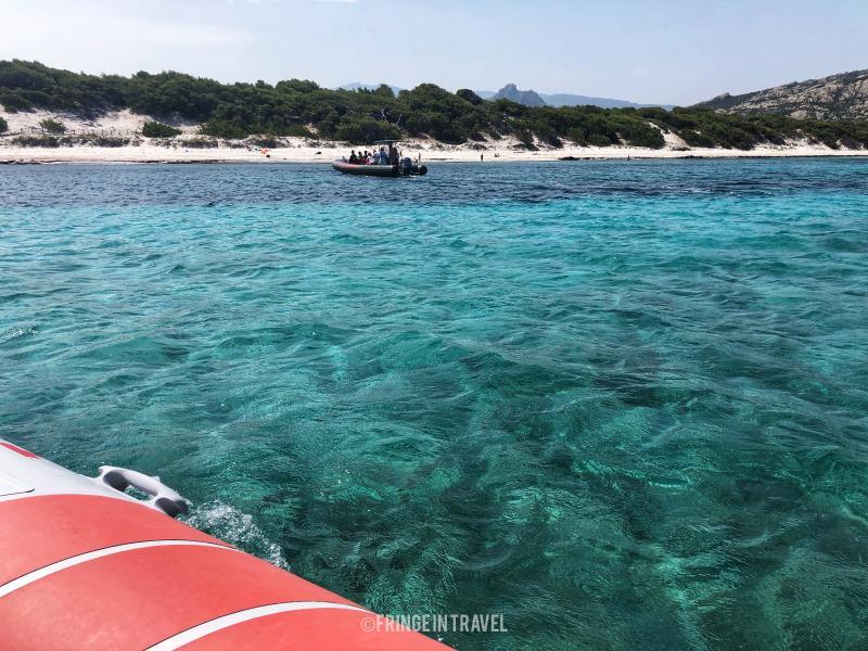 spiaggia di Saleccia19 il mare