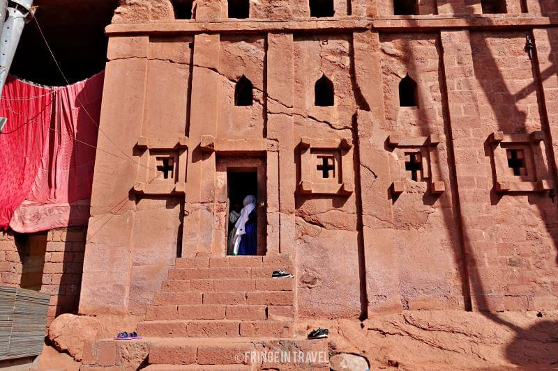 Lalibela chiese rupestri