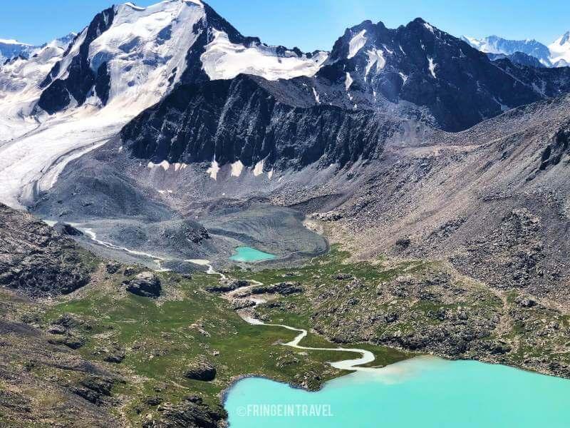 Ala Kul o Ala-Kul Lake