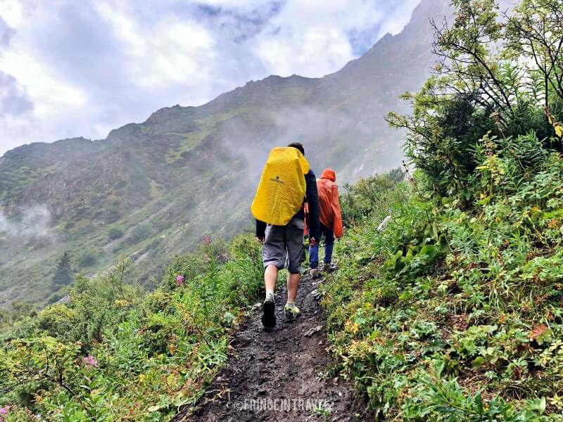 Trekking Kirghizistan Ala Kul