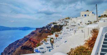Trekking a Santorini 5