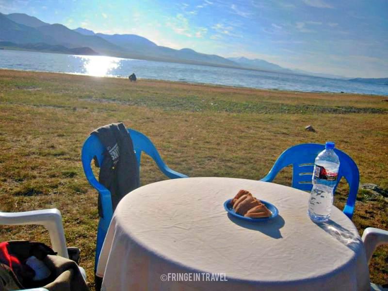 colazione mongolia gher
