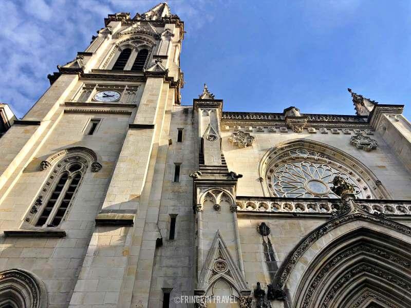 cattedrale di Santiago a Bilbao 4