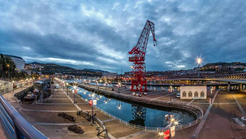 museo maritimo Bilbao