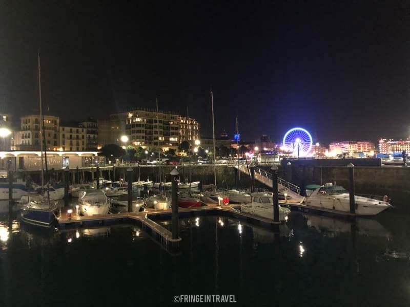 porto di san sebastian