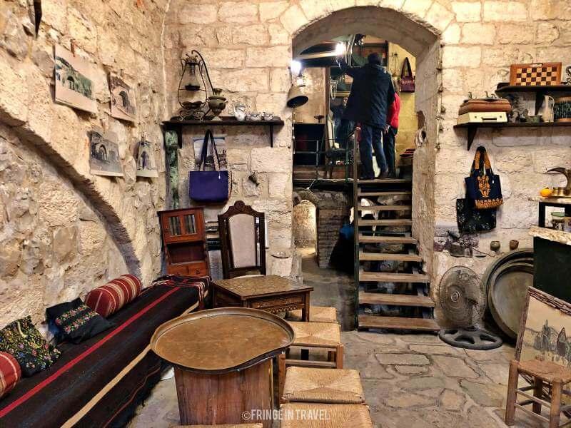 antiche terme Nazareth