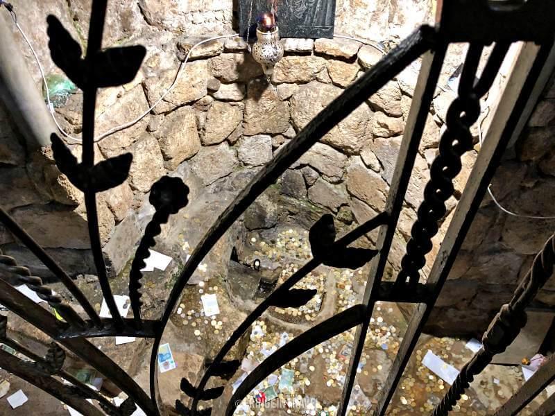 chiesa greco ortodossa annunciazione Nazaret