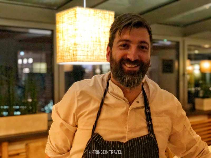Hannes Rainer chef NatureHotel 31
