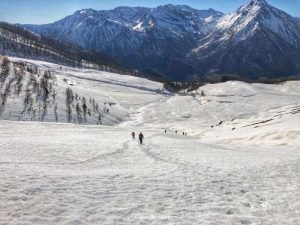 Parco Orsiera Rocciavrè alpi cozie paesaggio