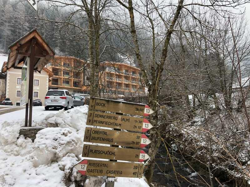 esterno Hotel Rainer