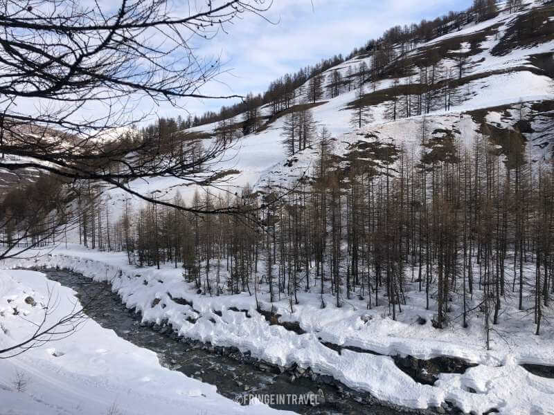 fiume Val Troncea