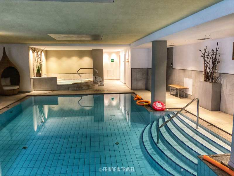 area benessere Rainer Hotel 23