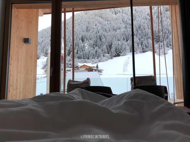vista camera Rainer Hotel 25