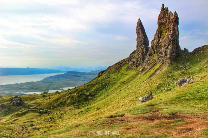 Sky Trail Scozia