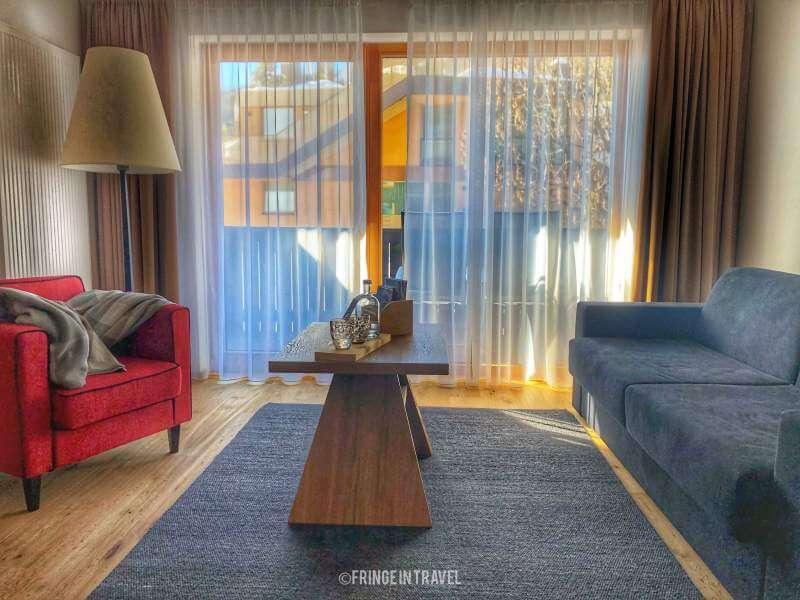 hotel conturines San Cassiano alta badia