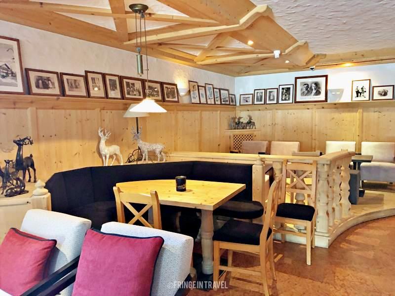 Bar Hotel Conturines