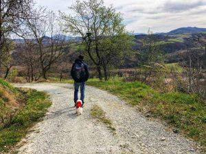 sentiero dell uso rubicone
