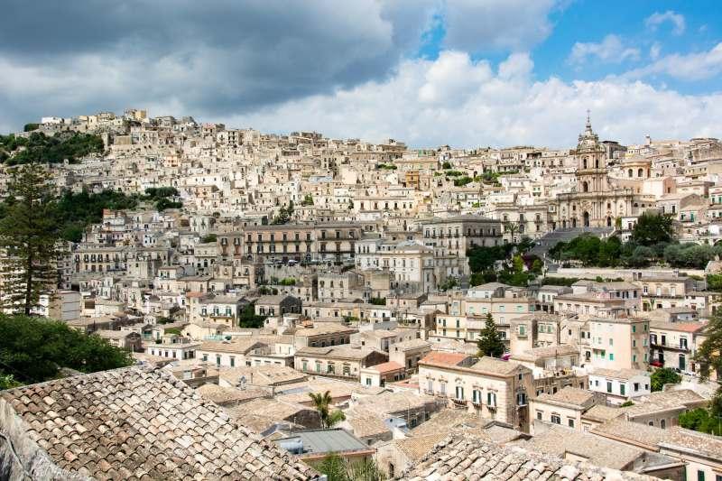 Panorama barocco Sicilia