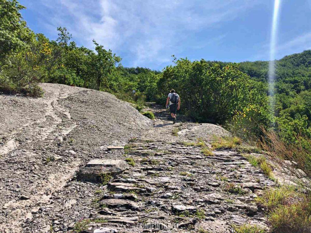 Diga Ridracoli escursione1