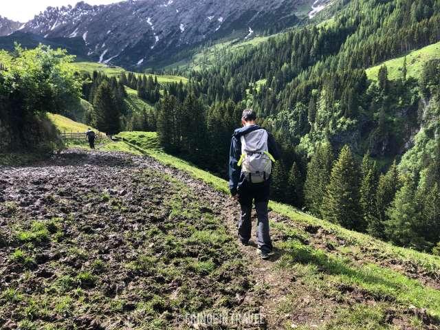 Fango Sentiero Escursionismo