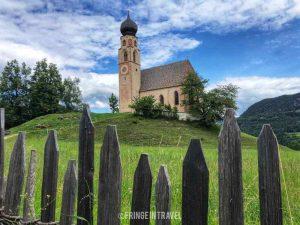 chiesa di san Costantino Sciliar