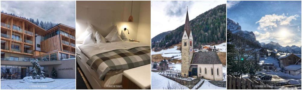 collage dove dormire