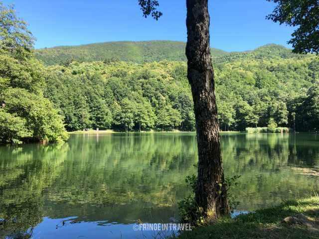 Lago Pontini Escursione b1