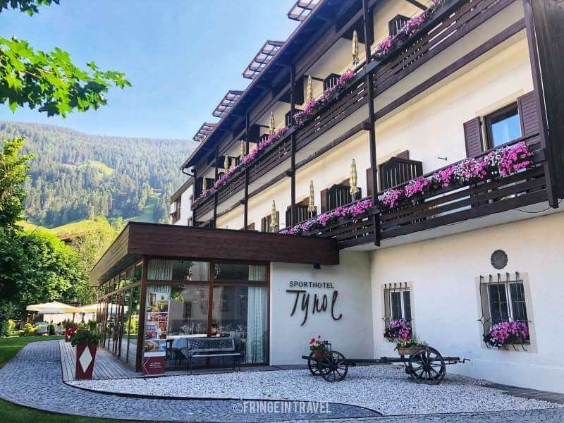 Sporthotel Tyrol Dolomites 32